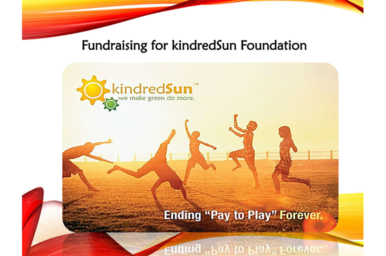 Fundraise for kindredSun Foundation